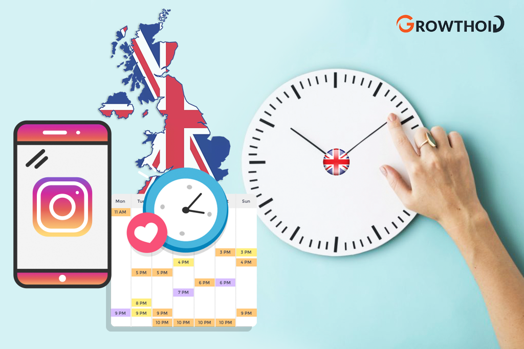 Best Time to Post on Instagram UK – Get More Engagement!